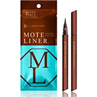 FLOWFUSHI MOTE LINER Liquid BrBk (Brown Black)