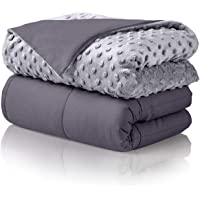 Alpha Home 60x80 Inches 16 Lbs Weighted Blanket