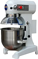 Hakka Commercial Planetary Mixers 3 Funtion Stainless Steel Food Mixer (20
