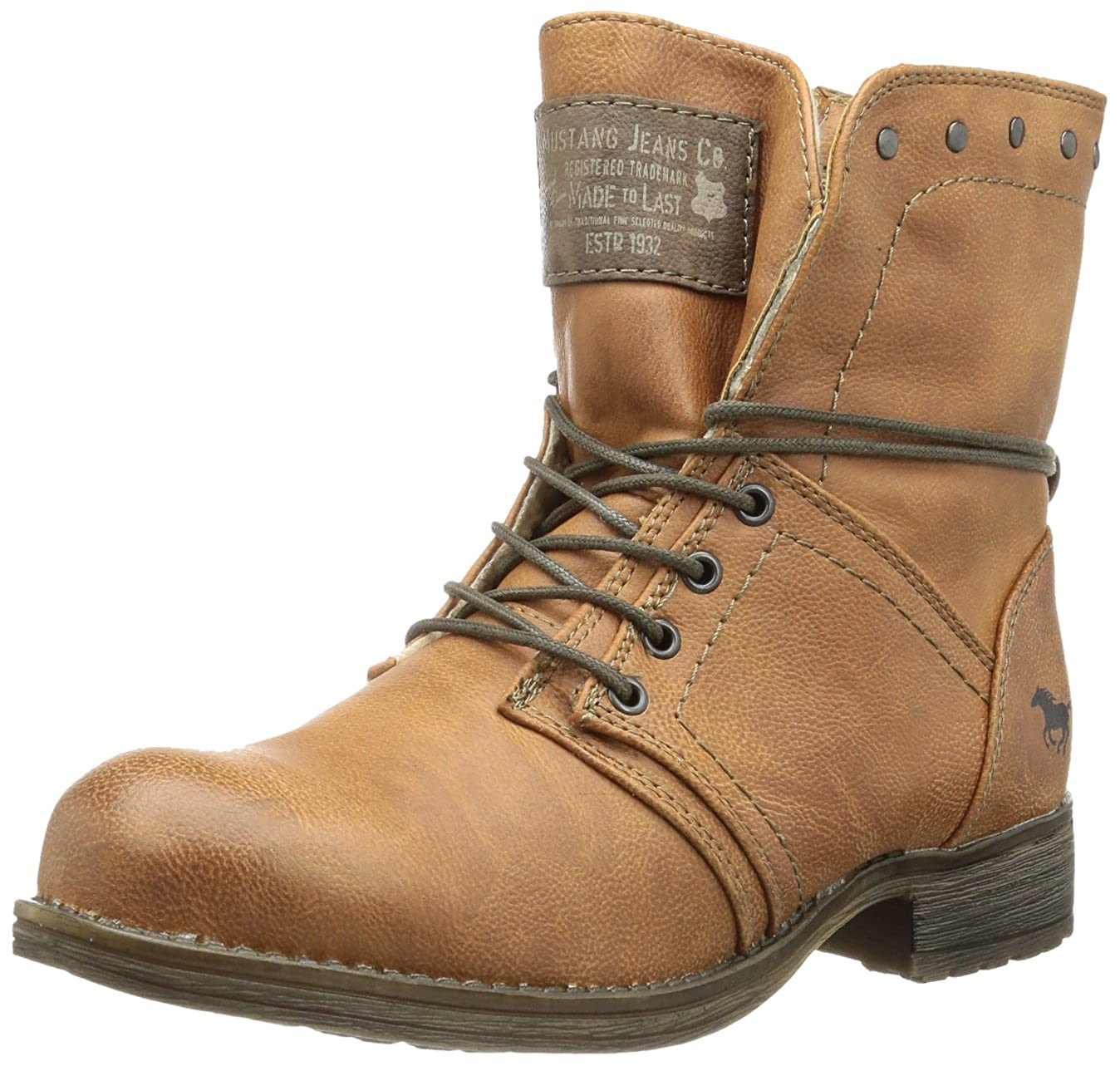 Boots fille Mustang 5026601