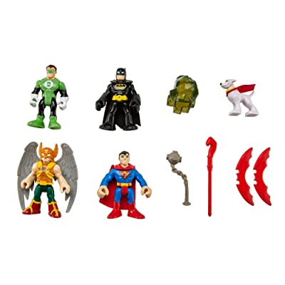 Fisher-Price Friends Imaginext DC Super Heroes Action Figure: Toys & Games