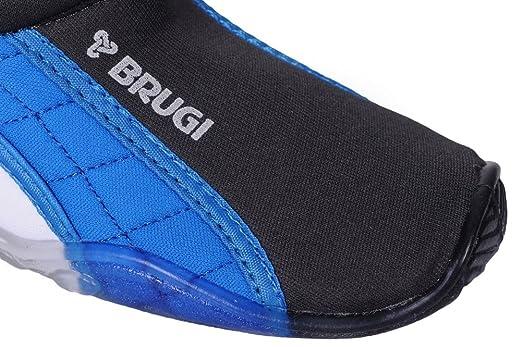 Chaussures Brugi Pour Les Enfants, 1sa7 Taille Naviblau-grau-weiß: 33