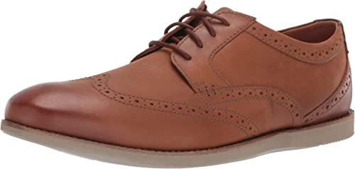Clarks Herren Wing Raharto Budapester: : Schuhe
