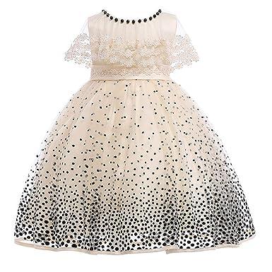 Vestiti Eleganti Bimba 7 Anni.Mbby Vestito Carnevale Bambina 2 7 Anni Vestiti Di Cerimonia Per
