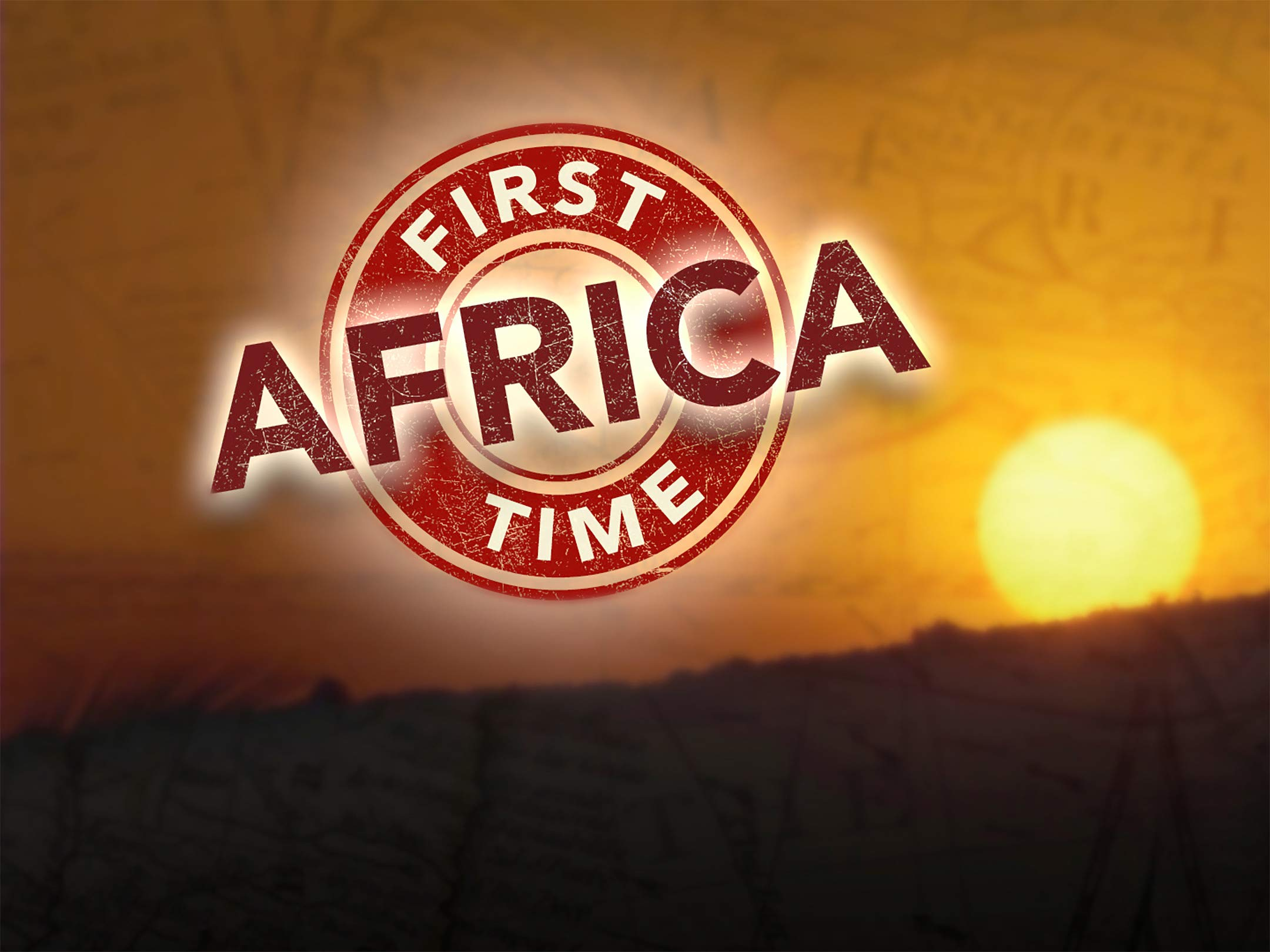 First Time Africa - Season 1