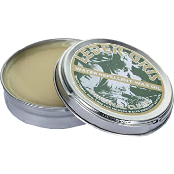 07496febce24 Altberg Leder-Gris Clear Waterproof Boot Wax   Oil For Leather Boots 40g  Tin from