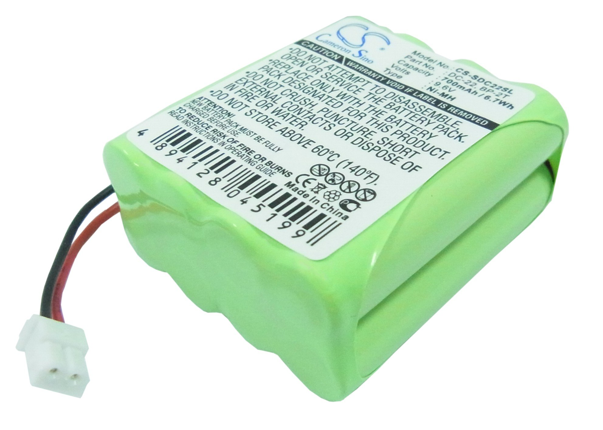Battery Replacement for SPORTDOG Transmitter 2000NCP Transmitter 2000T Transmitter 2002B Transmitter 2002NC Transmitter 2002NCP Transmitter 2002T BP-2T by BCXY