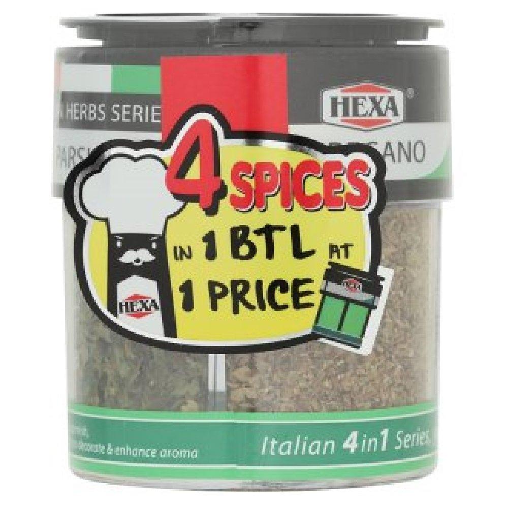 Hexa Italian Herbs 4 in 1 Series 24g (628MART) (1 Count)