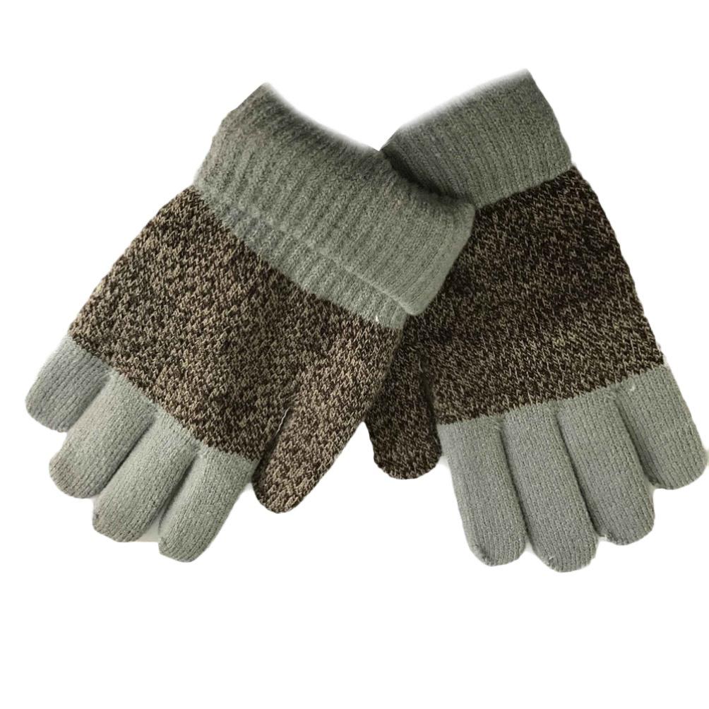 TRENDINAO For 2-7 Years Kids Children Boys Girls Warm Gloves
