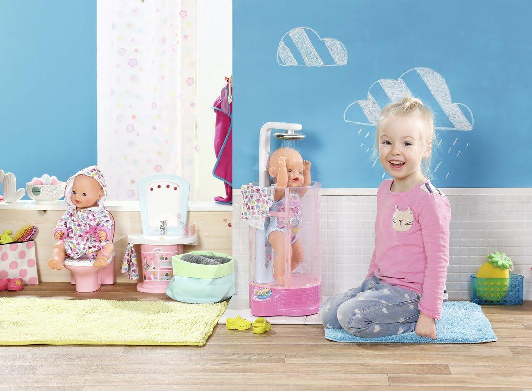 Baby Born - Ducha (Bandai 823583): Amazon.es: Juguetes y juegos