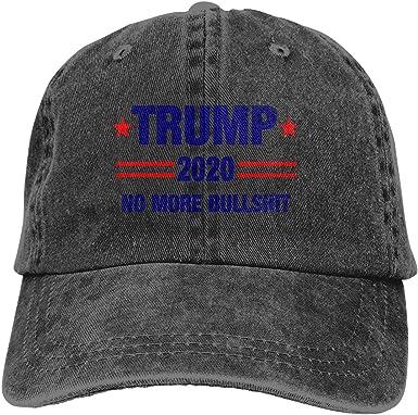 Donald Trump Campaign 2020 2 Adult Fashion Cool Adjustable Denim Cowboy Hat