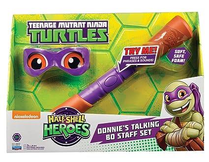 Amazon.com: Teenage Mutant Ninja Turtles Donnie half-shell ...