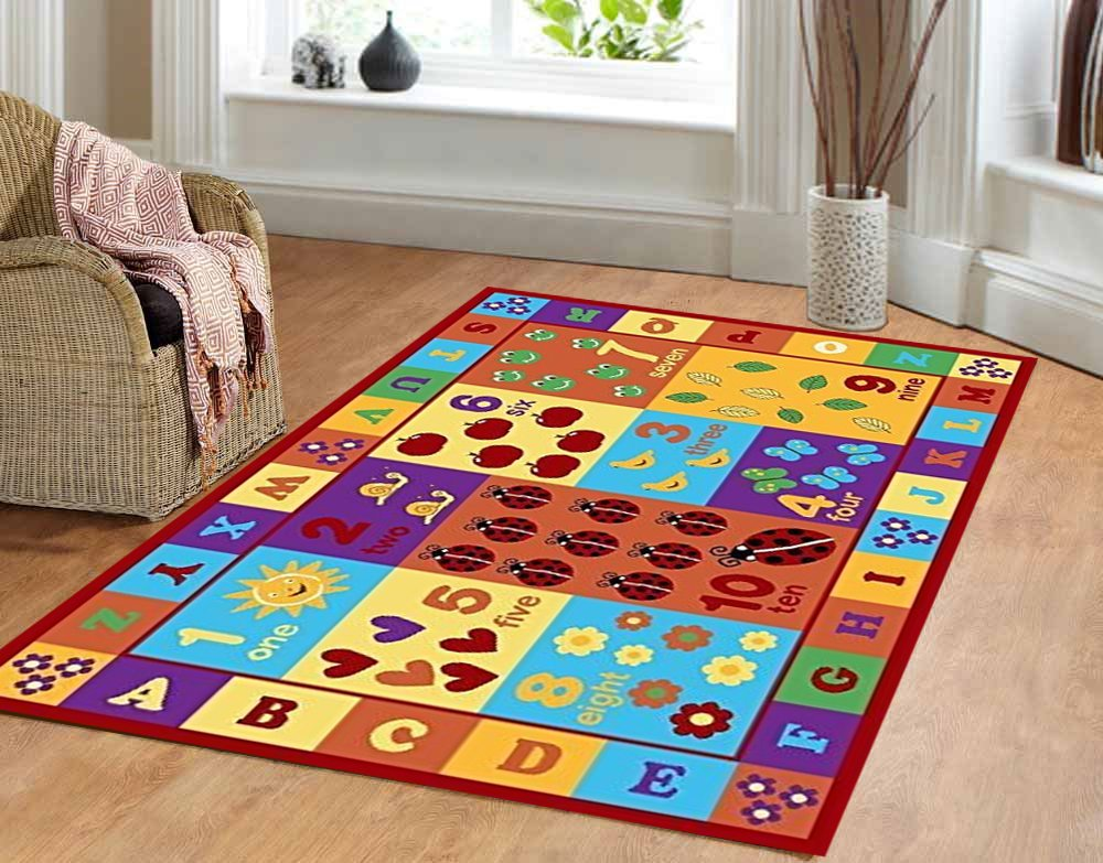 Furnish my Place Kids ABC Area Rug by Furnish my Place