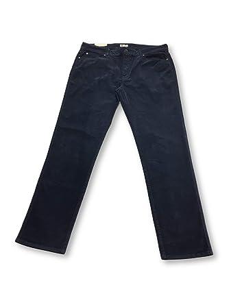 a14e270214587b Amazon.com: PETER MILLAR Stretch Cord Jeans in Blue Size W40 Cotton ...