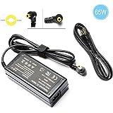 Amazon.com: 19v 3.42A 65W Ac Adaptador Cargador para Toshiba ...
