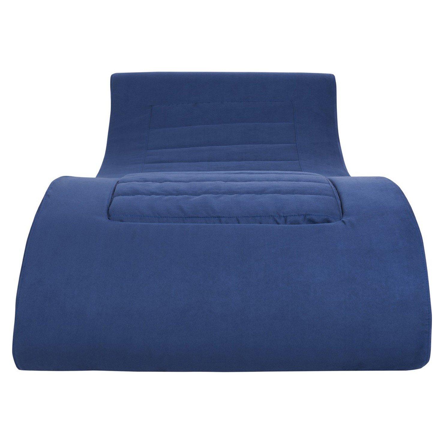 Homemania Aramis Feelings Chaise Longue Brownie Blu