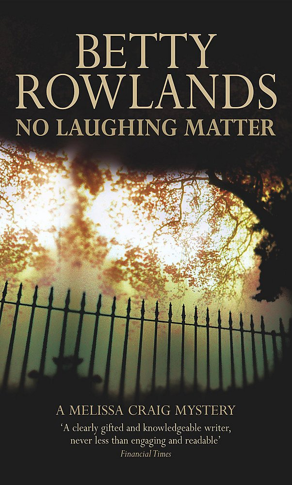 Download No Laughing Matter ebook