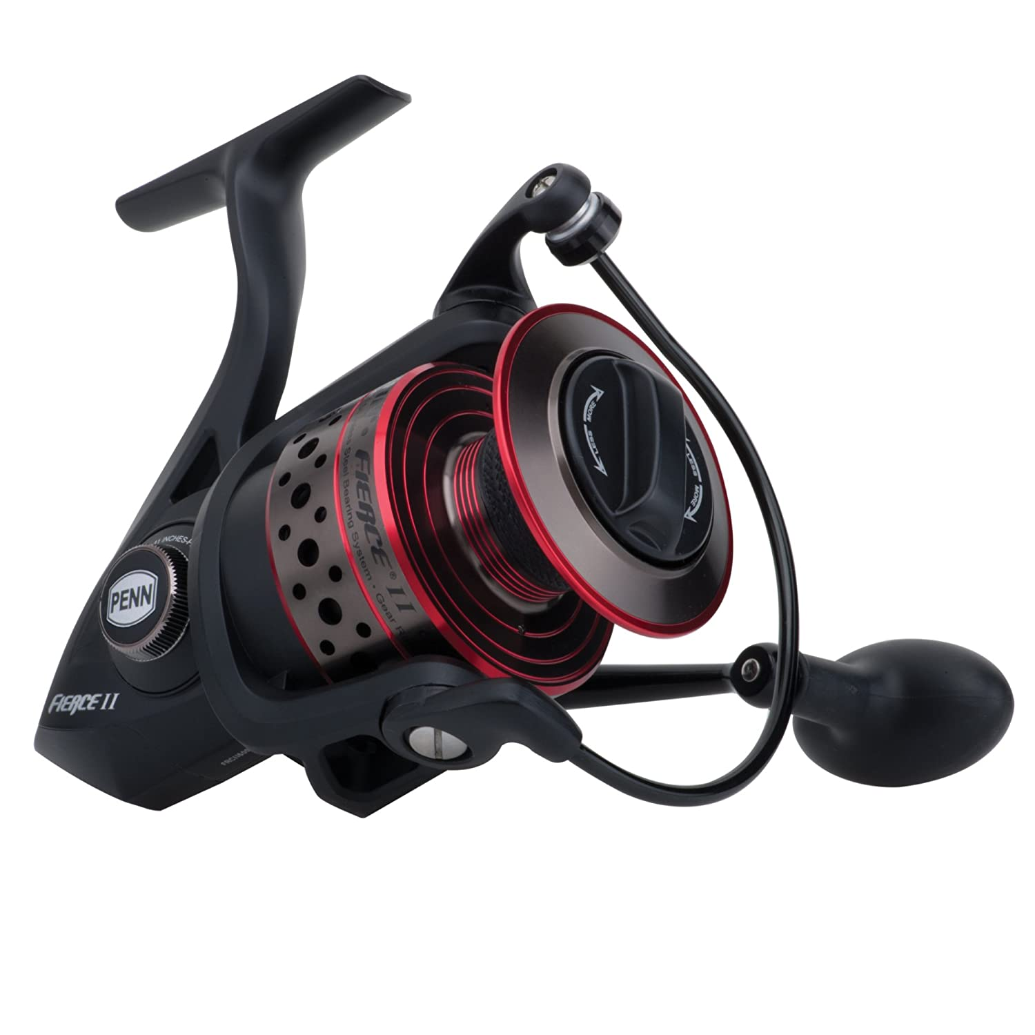 (8000C) - Penn Fierce II Spinning Fishing Reel   B012MCY8K6