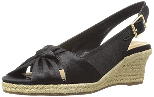 720959363cd Bella Vita Women's Seraphina Ii Espadrille Wedge Sandal