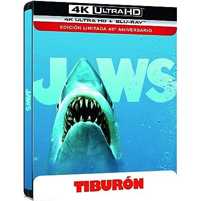 Tiburón - Edición Especial Metálica (4K UHD + BD) [Blu-ray]