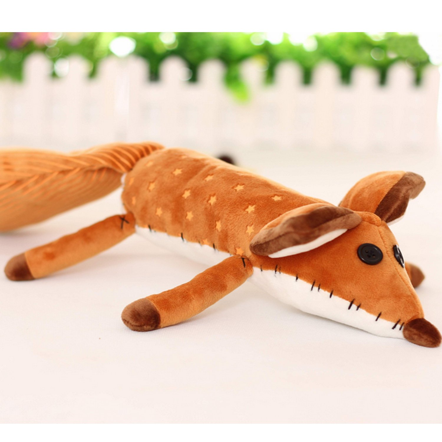 The Little Prince Le Petit Prince Stuffed Fox Plush Education Toys for Kids Birthday/Xmas Gift 20 Inches ALLFORU
