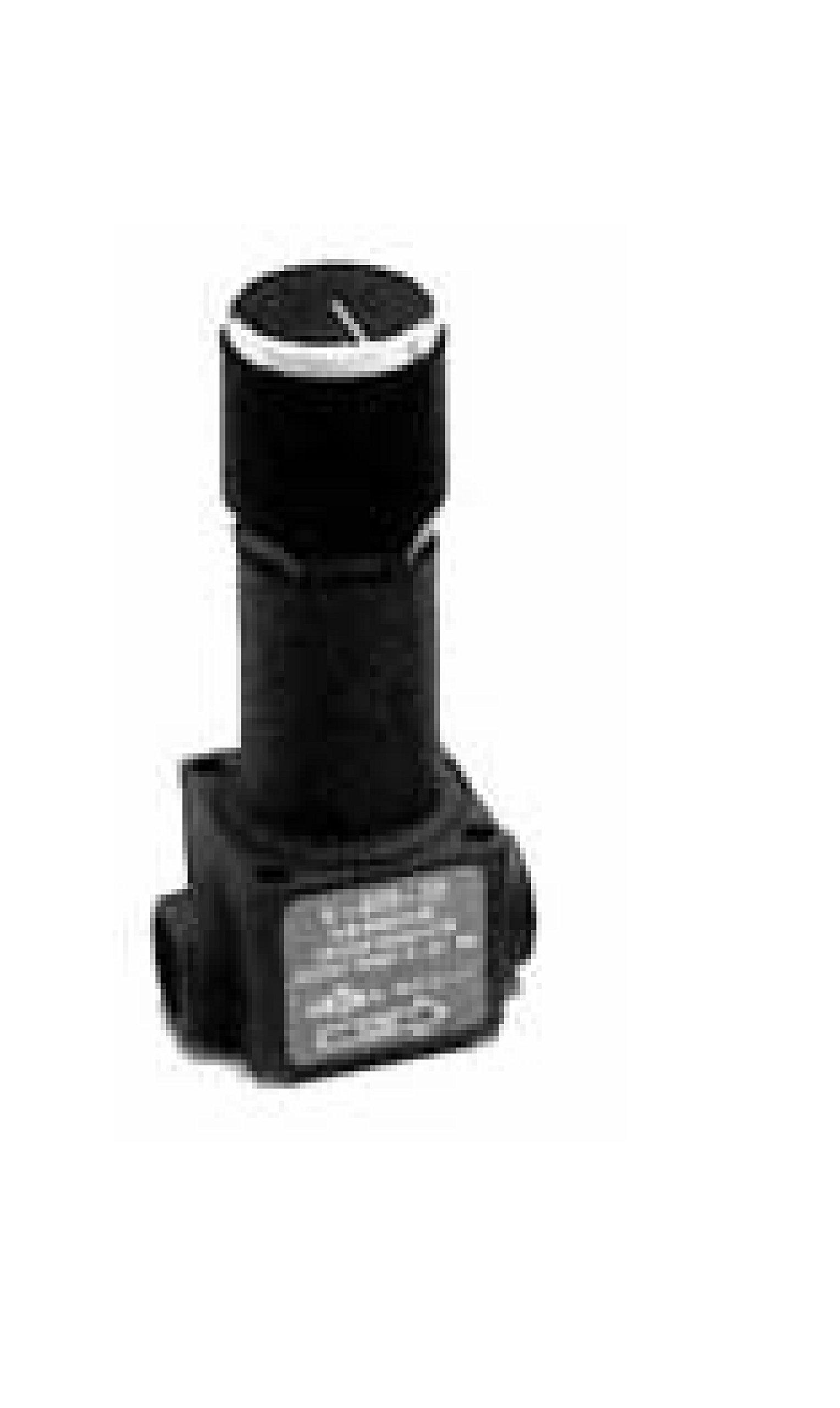 Airtrol Miniature Precision Vacuum Regulator V-800-30 W/K, 0-30Hg w/adjustable knob