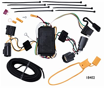 amazon com vehicle to trailer wiring connector for 05 08 dodge rh amazon com