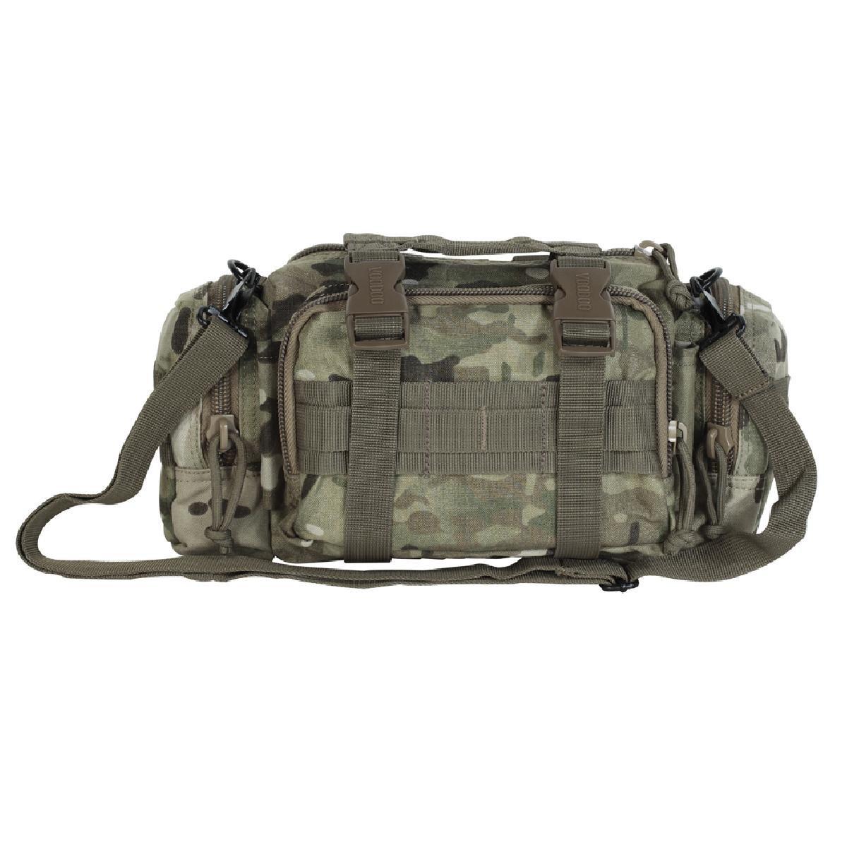 VooDoo Tactical 15-7644001000 Standard 3-Way Deployment Bag, Black