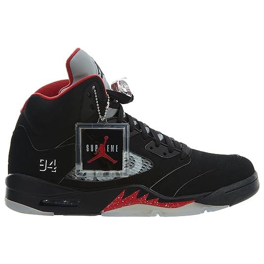 competitive price 8cf39 783f1 Amazon.com   Air Jordan 5 Retro Supreme