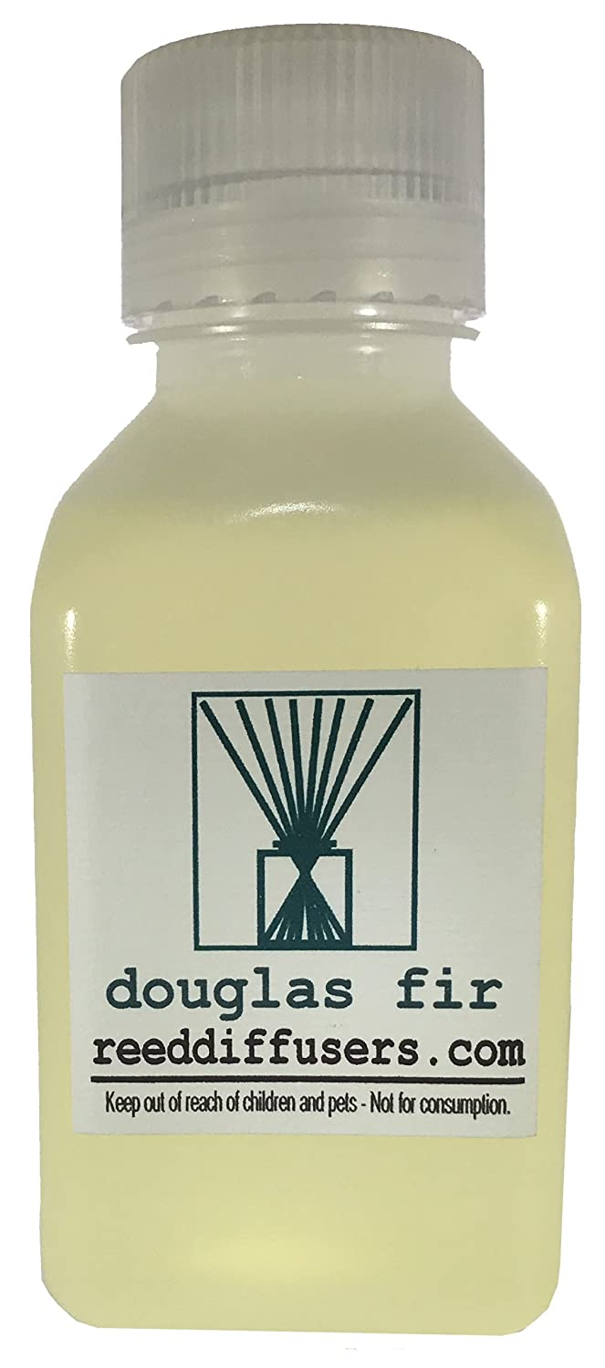Douglas Fir Fragrance Reed Diffuser Oil Refill - 240ml - Made in the USA B06Y1LTRMT