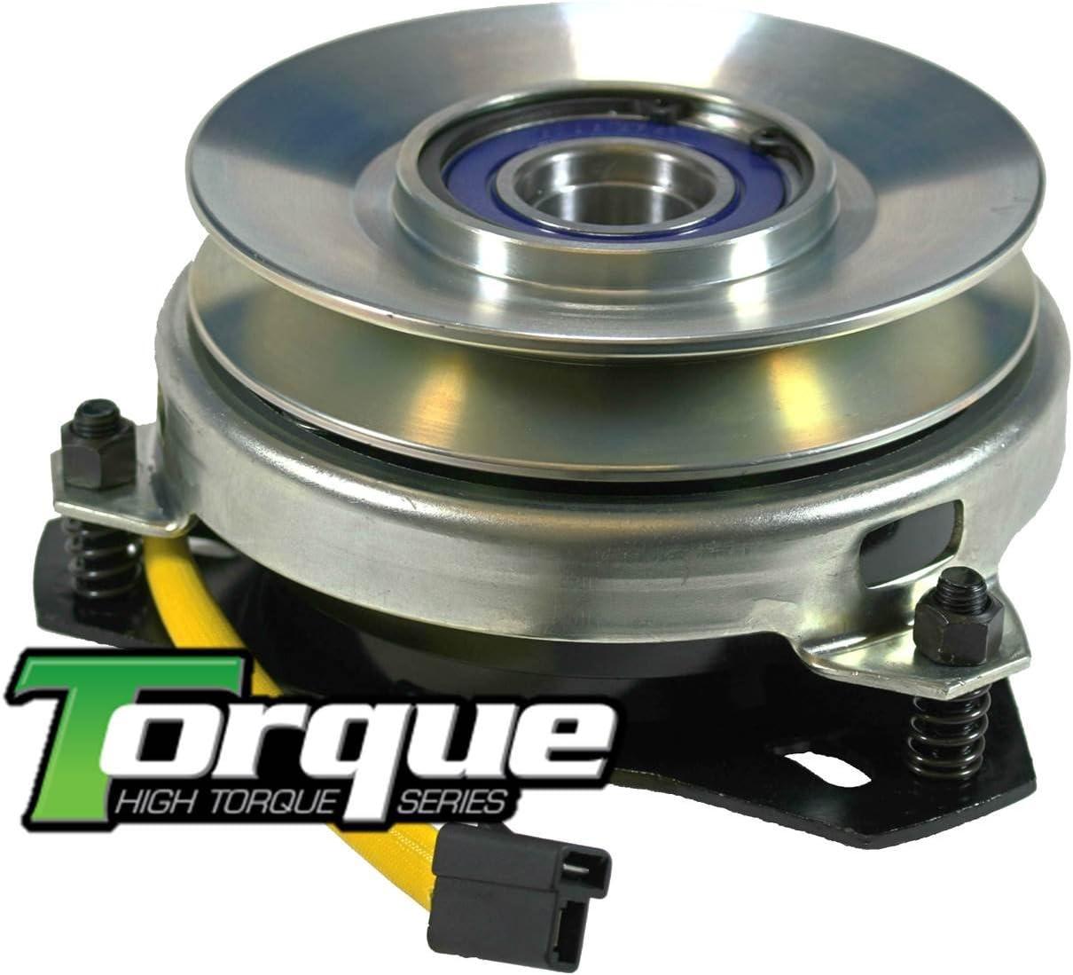 PTO Clutch For John Deere LX172 AM122969 OEM UPGRADE w//Upgraded Bearings
