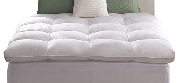 Pacific Coast Feather Natural-fill Mattress Topper - Durable and Luxurious Feel