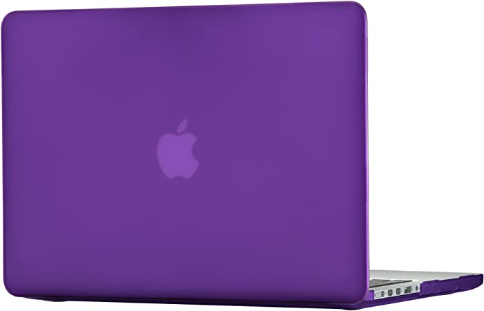 """Speck Products 86400-6010 SmartShell Case for MacBook Pro 13"""" with Retina Display, Wildberry Purple"""
