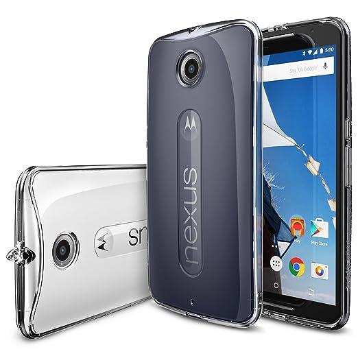 """50 opinioni per Nexus 6 Custodia- Ringke FUSION """"Tutto Nuovo Polvere Copertura Cap & Cadere"""