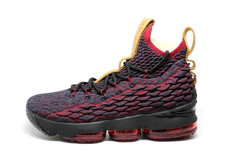 b76d57f5ec9b Amazon.com   NIKE Lebron XV New Heights Basketball Shoes - 10   Sports  Related Merchandise   Sports   Outdoors