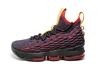on sale 9ad99 f1b5e Amazon.com   NIKE Lebron XV New Heights Basketball Shoes - 10   Sports  Related Merchandise   Sports   Outdoors