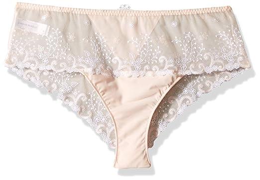 Simone Perele Women s Delice Boyshort Panty at Amazon Women s Clothing store   b22e039ad
