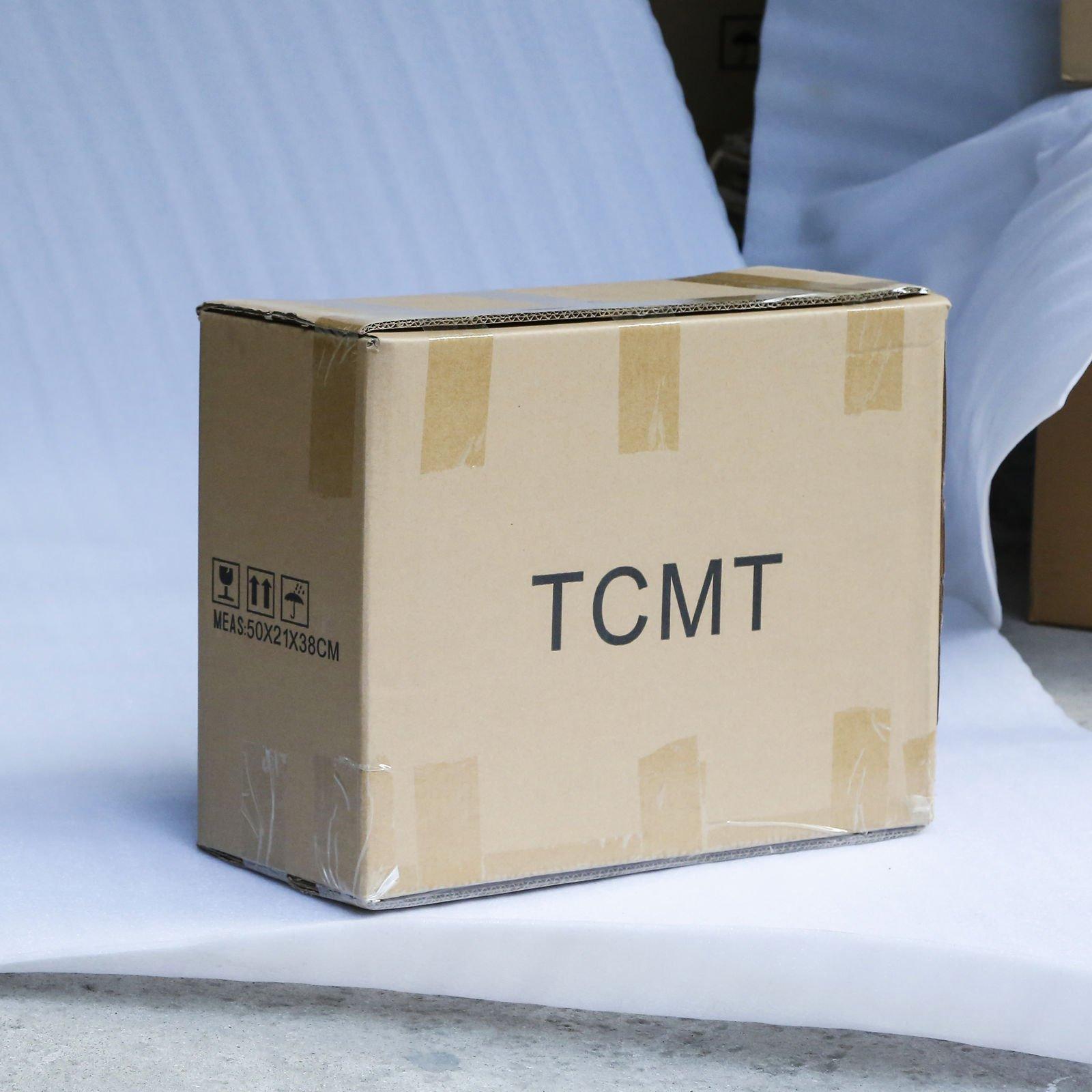 TCMT Detachable Stealth Backrest Sissybar For Harley Touring FLHR FLHX FLHT FLTR 2009 2010 2011 2012 2013 2014 2015 2016 2017 2018