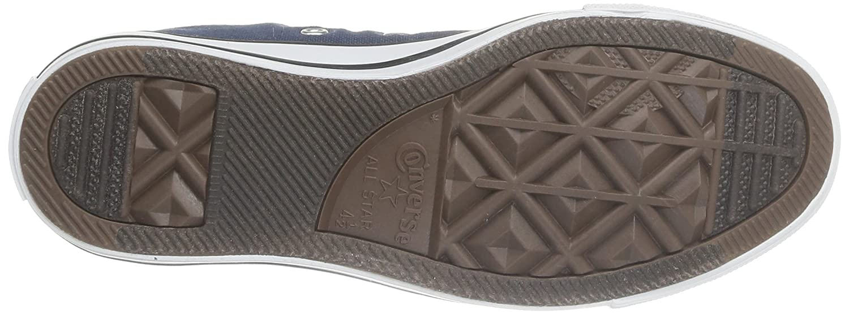 Converse 1J793 AS Hi Can charcoal 1J793 Converse Unisex Erwachsene Sneaker Blau (Navy Blau) cacf2c