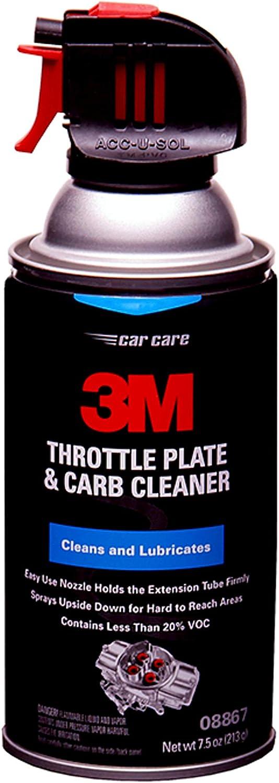 3M节流板和碳水化合物清洁器