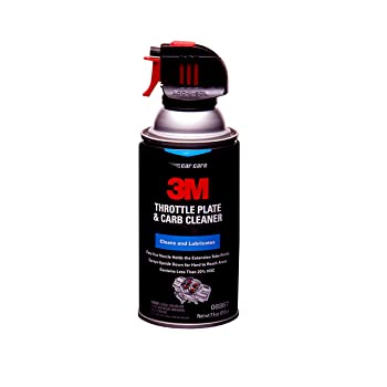 3M Carb & Throttle Body Cleaner