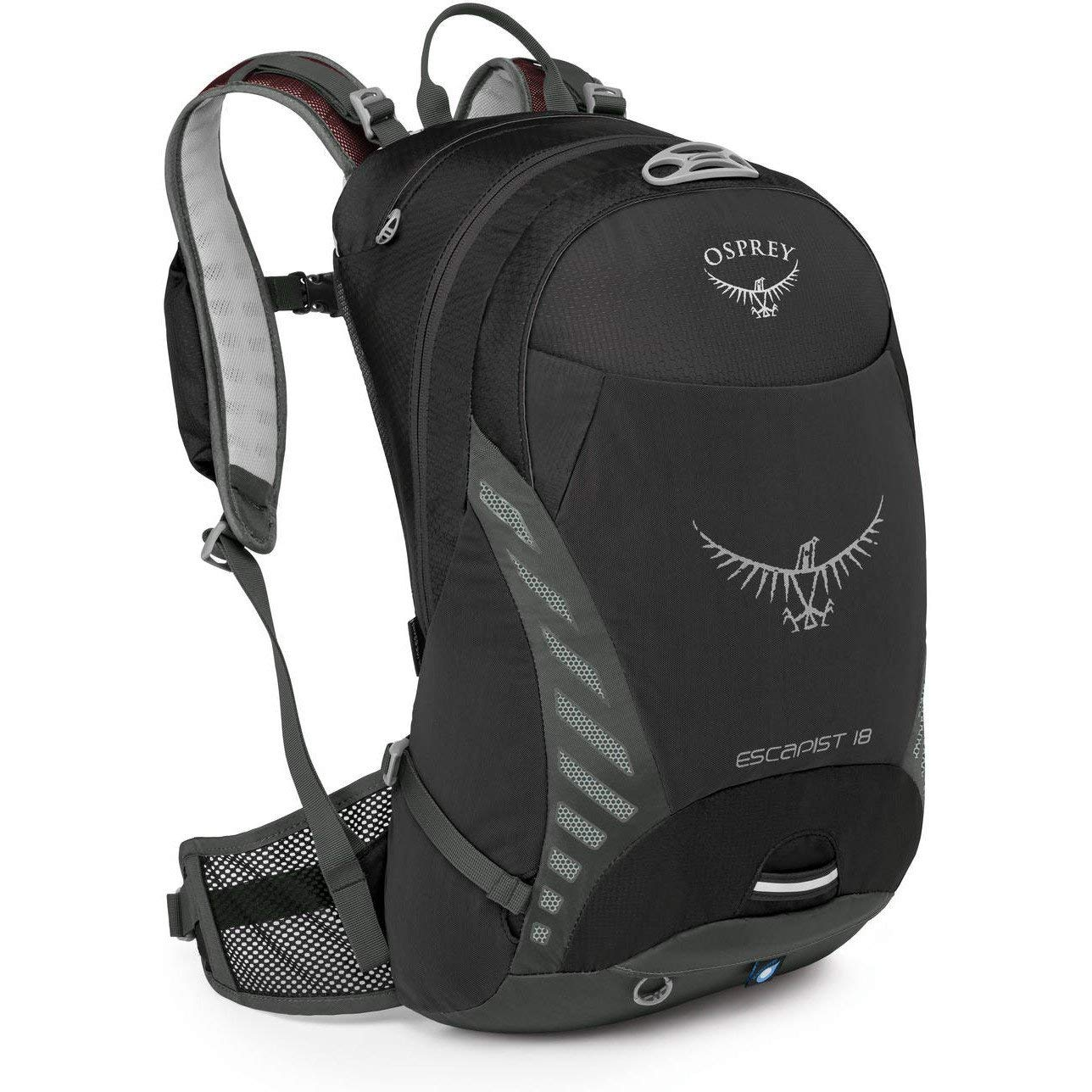 Osprey Packs Escapist 18 Daypacks, Black, Small/Medium