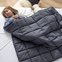 Deals on Bedsure Kids Weighted Blanket 5lb 36x48 inch