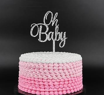 Oh Baby cake topperBaby ShowerWeddingAnniversaryBaby Party