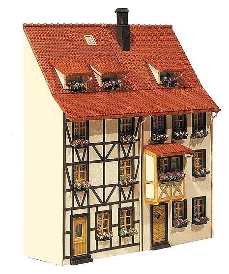 Faller 130431 - Dos casas con relieve en la fachada [importado de Alemania]