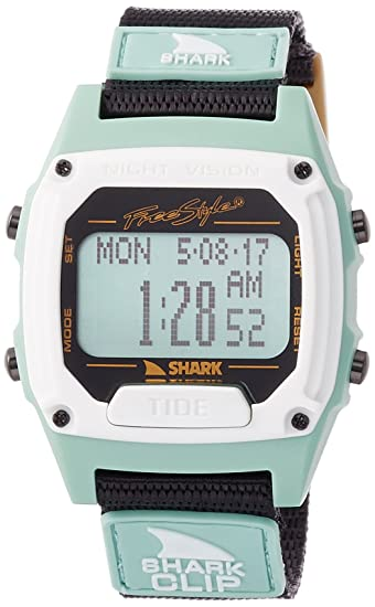 Freestyle Shark Clip Tide Mint Unisex Watch 10027111