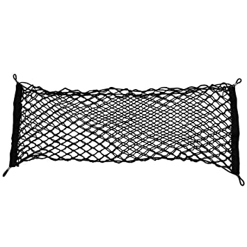 Amazon.com: JessicaAlba Envelope Trunk Cargo Net For FORD MUSTANG Mondeo Fiesta Flex Fusion Focus 2005-2015 2016 2017 2018 NEW: Automotive