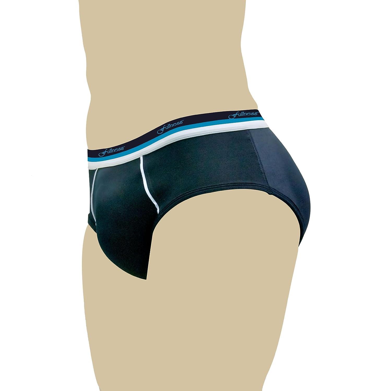 c28b1db1e01 Mens Pad Padded Butt Booster Boy Shorts Underwear Size S M L Xl 2x ...