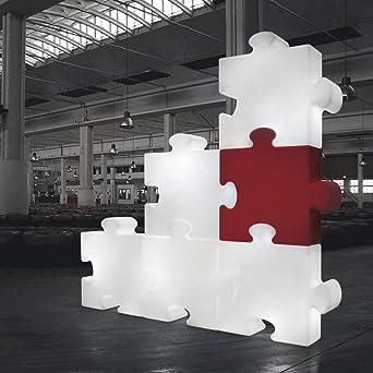 SLIDE - Cloison design Puzzle à l\'unité: Amazon.fr: Luminaires et ...