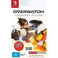 Overwatch Legendary Edition [Download Code] - Nintendo Switch